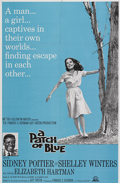 A Patch of Blue movie poster