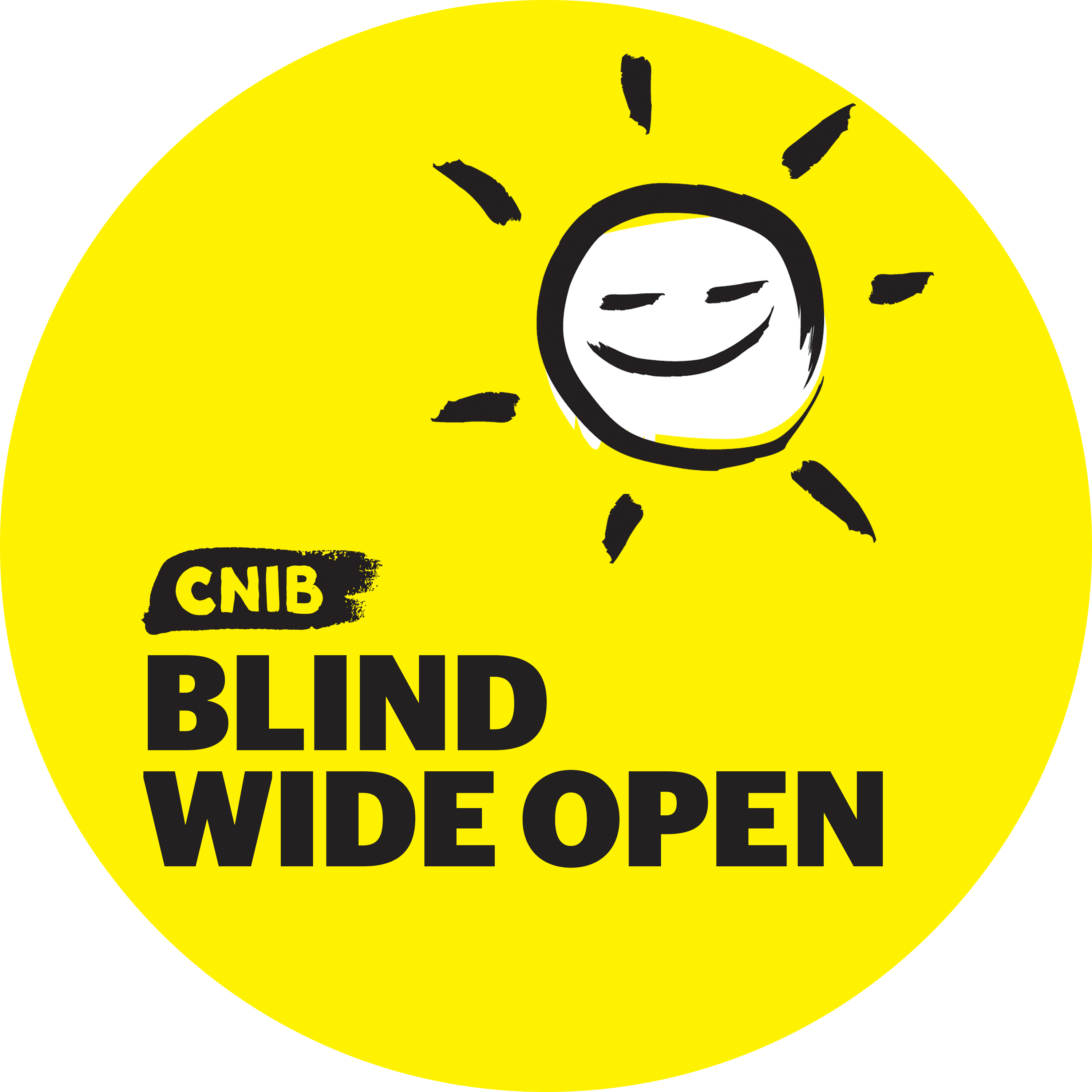 CNIB Blind Wide Open